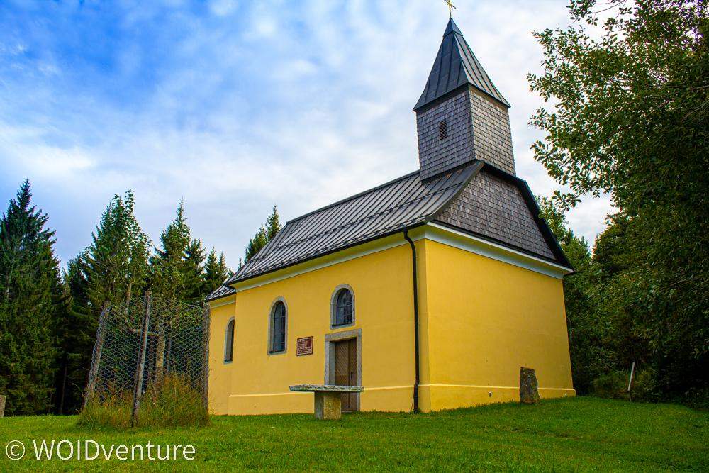 St.-Johannes-Nepomuk-Kirche Leopoldsreut
