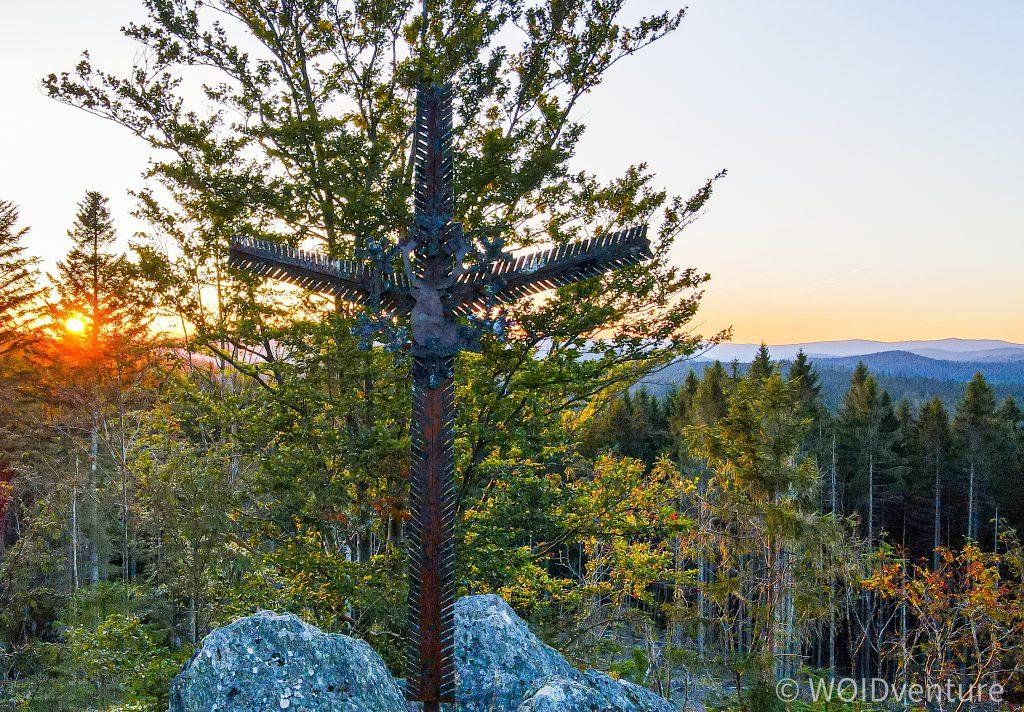 Gipfelkreuz am Steinköpfl