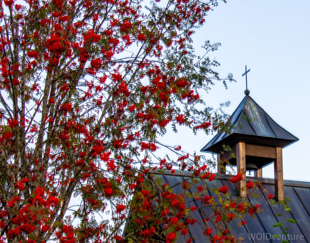 Glockenturm St.-Wolfgang-Kapelle