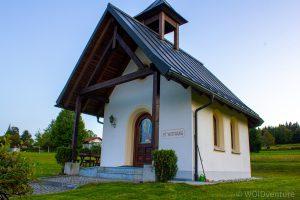St-Wolfgang-Kapelle Bischofsreut
