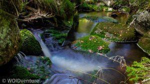 Wasserfälle V