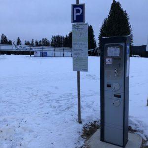 Parkgebühren in der Gemeinde Haidmühle