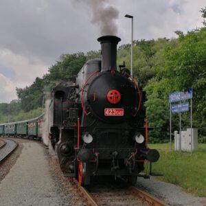 Böhmerwald-Sommer mit Dampf