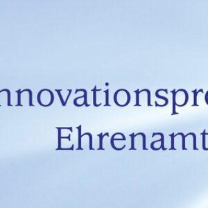 Bayerischer Innovationspreis Ehrenamt 2022